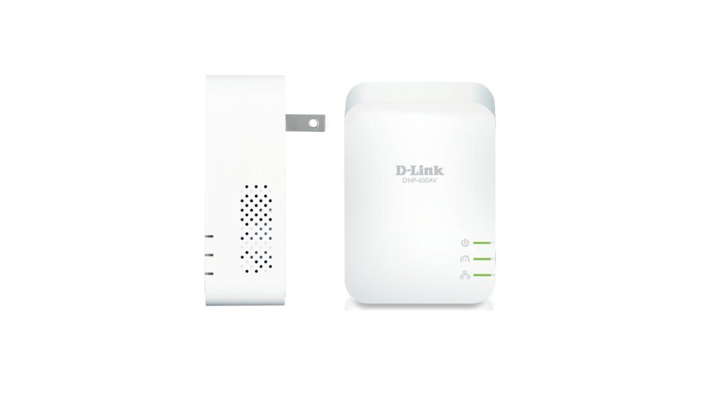 D-LINK PowerLine AV2 1000 HD Gigabit