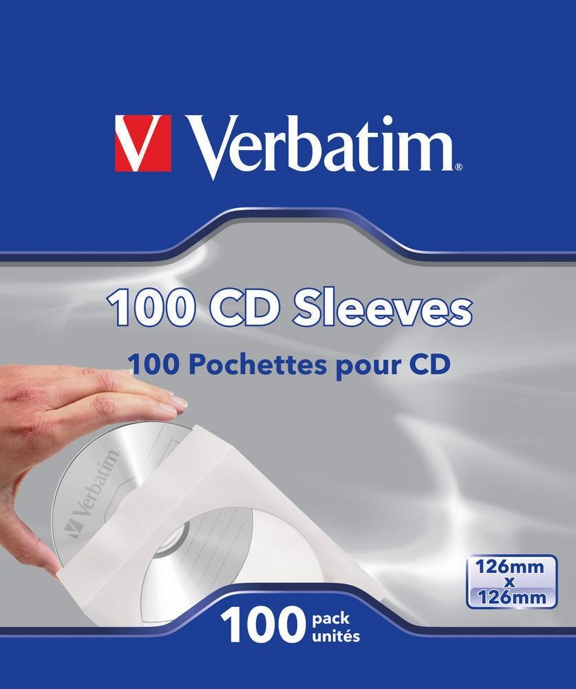 VERBATIM CD POCKETS