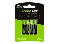 GREENCELL GR04 Green Cell 4x Akumulator