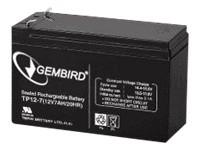 GEMBIRD BAT-12V7AH Energenie Rechargeabl