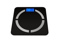 MEDIATECH MT5513 SMARTBMI SCALE BT - Blu
