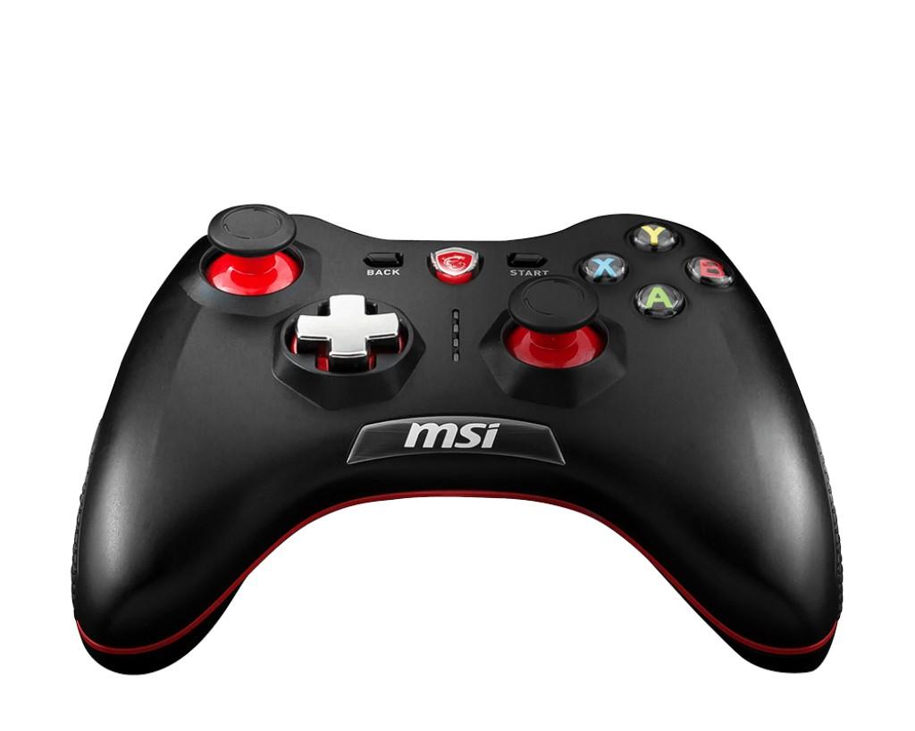 MSI Force GC30 Gaming Controller, Black, Wireless MSI Force GC30