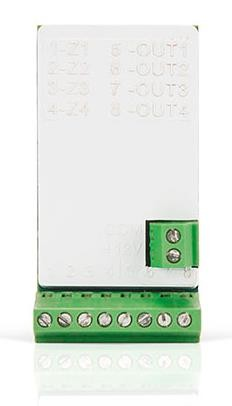ZONES/OUTPUTS EXPANSION MODULE/WIRELESS ACX-210 SATEL