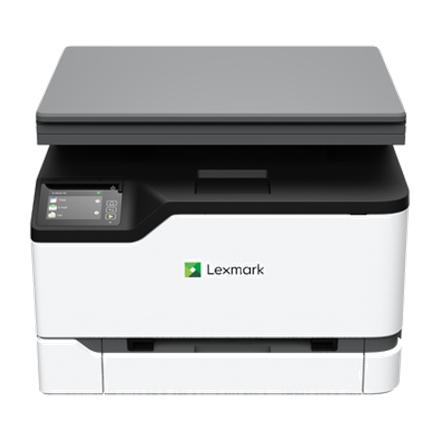 Lexmark MC3224dwe Colour, Laser, Multifunction Color Laser Printer, A4, Wi-Fi, Grey/Black/White
