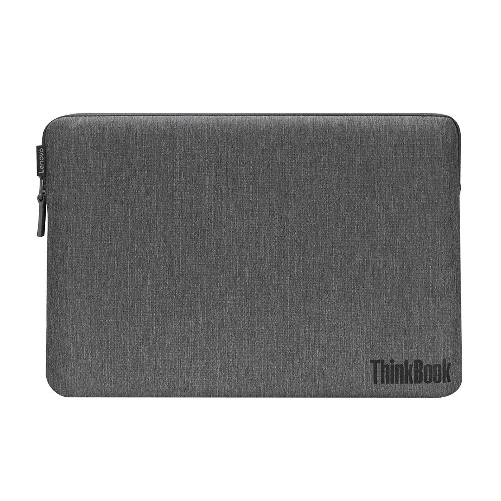 "Lenovo ThinkBook Fits up to size 14 "", Grey, Sleeve"