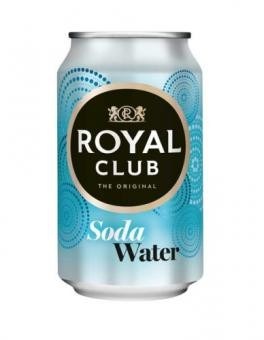 Soodavesi ROYAL CLUB 330 ml, purk
