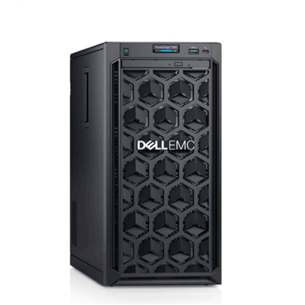 "Dell PowerEdge T140 Tower, Intel Xeon, E-2134, 3.5 GHz, 8 MB, 8T, 4C, UDIMM DDR4, 2666 MHz, No RAM, No HDD, Up to 4 x 3.5"", PERC H330, iDRAC9 Basic, No OS, Warranty Basic Onsite 36 month(s)"