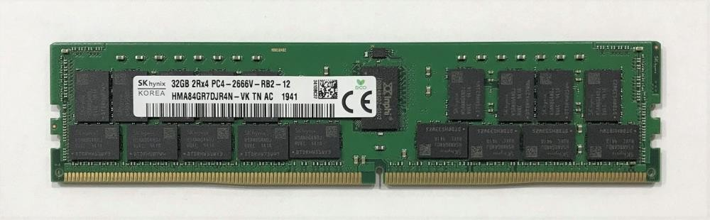 DELL A9781929 mälumoodul 32 GB DDR4 2666 MHz