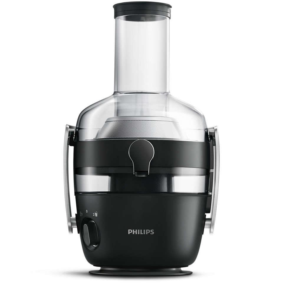 Philips Avance Collection QuickClean 1000 W XXL-suuruse söötmisavaga Mahlapress
