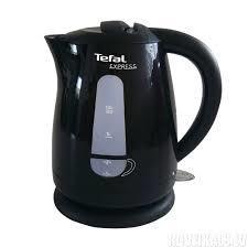 Tefal Express Eco KO2998 elektrikann 1,5 l Must 2400 W