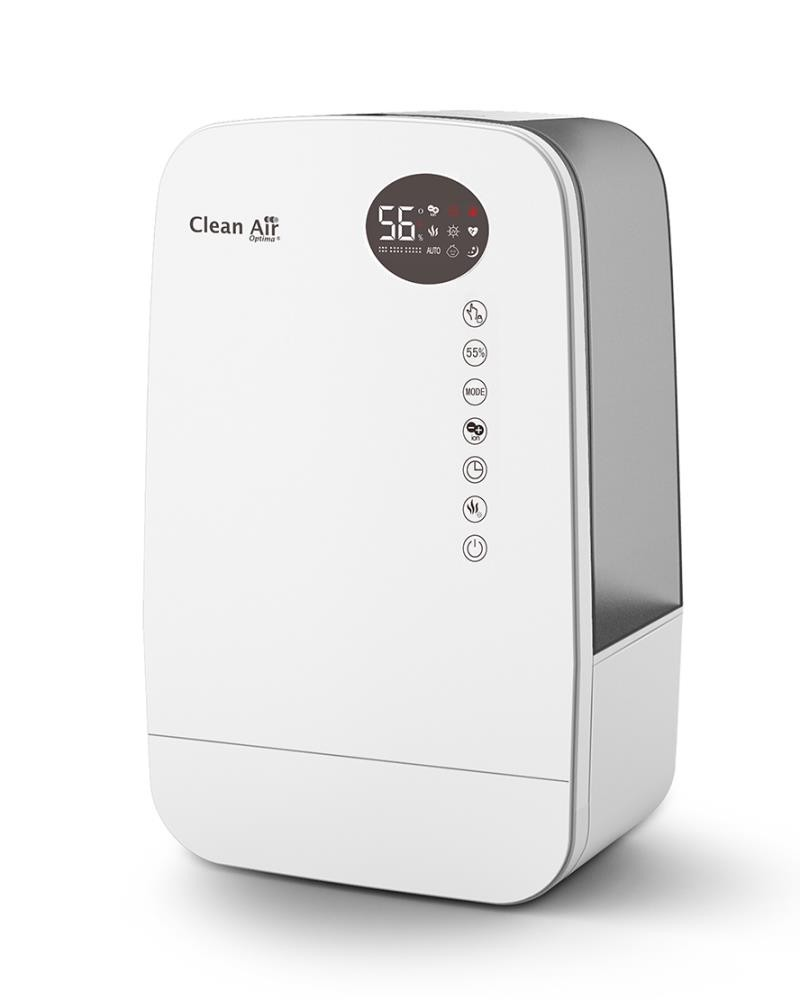 HUMIDIFIER WITH IONIZER/CA-607W CLEAN AIR OPTIMA