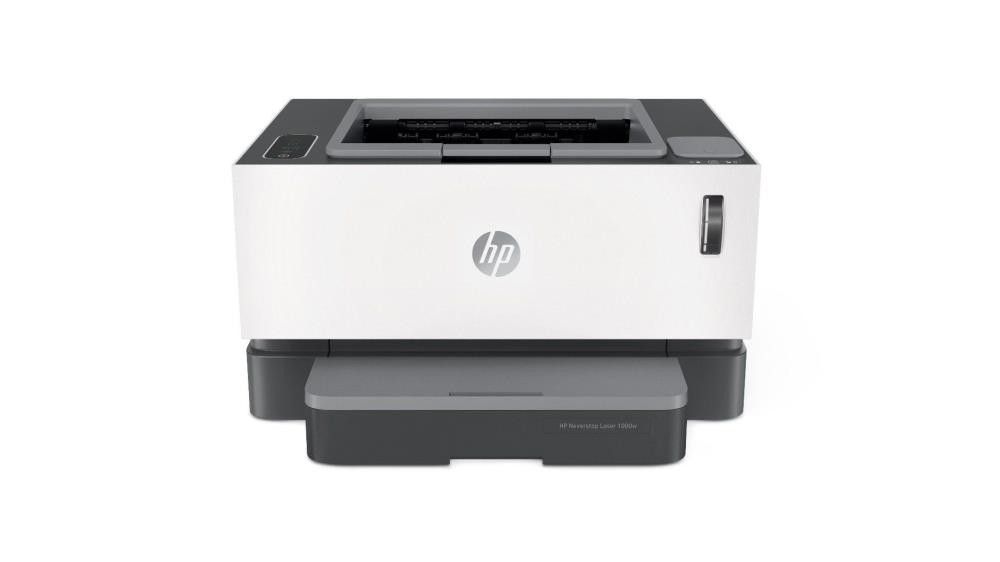 Laser Printer|HP|Neverstop Laser 1000w|USB|WiFi|4RY23A#B19
