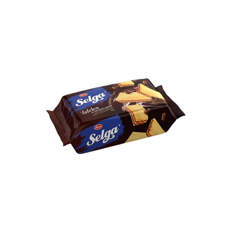 Vahvlid Selga šokolaadi, 90g