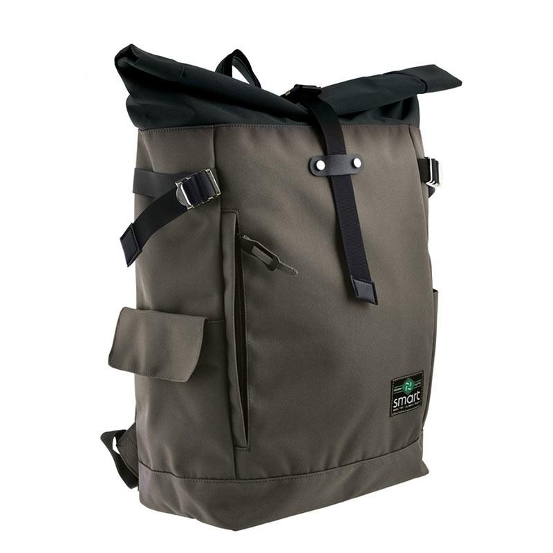 Seljakott SMART T-69 Khaki, 43 x 31 x 15 cm, khaki