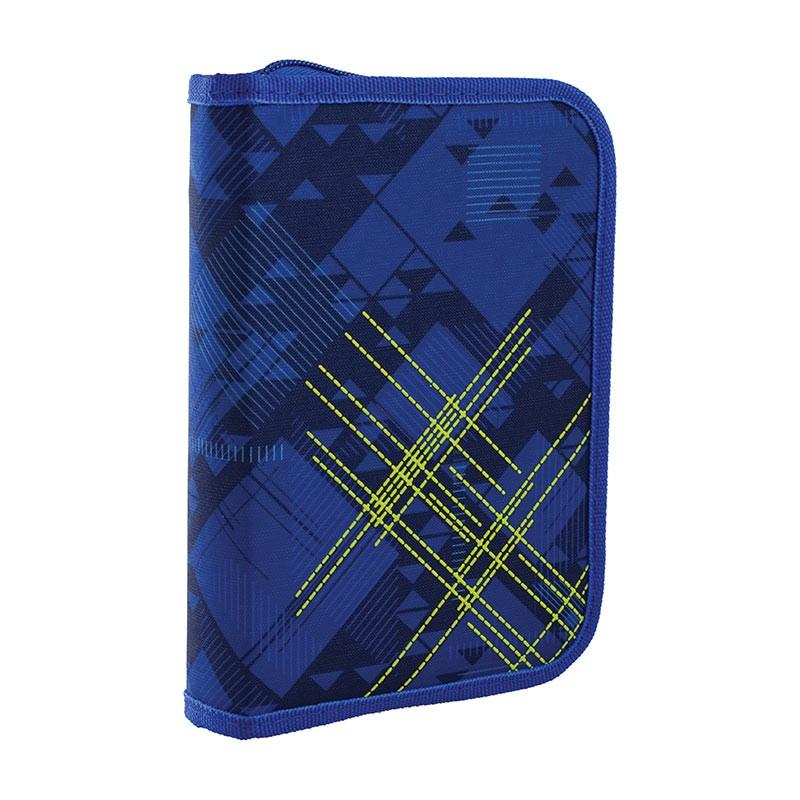 Pinal ühe klapiga YES HP-03 Infinity, 20,5 x 14 x 3,2 cm, sinine