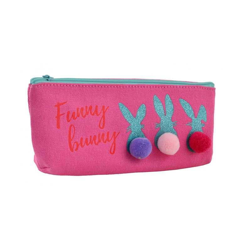 Pinal YES TP-23 Funny Bunny, 8,5 x 17,2 x 4 cm, roosa