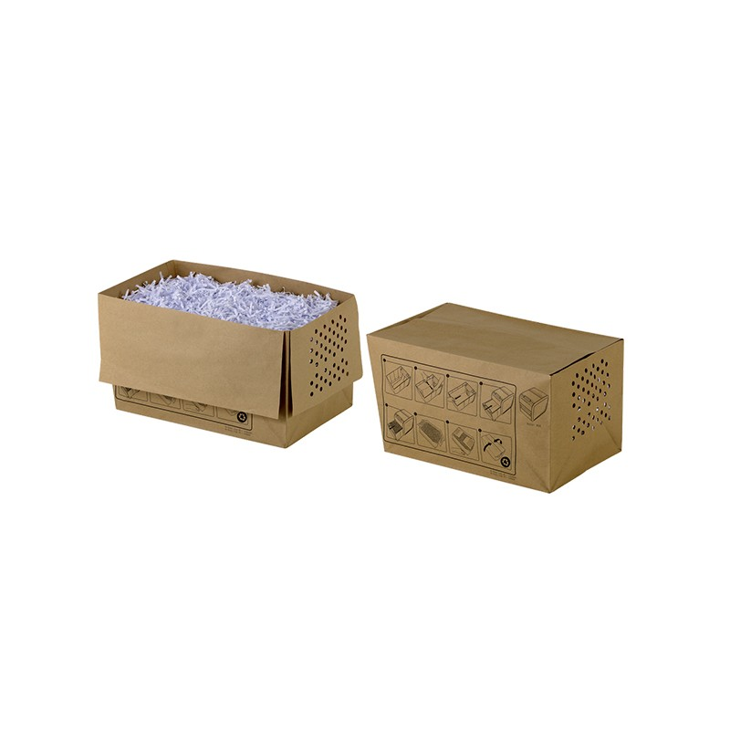 Jäätmekonteiner paberipurustajale Rexel Auto+ 90, 20 L, 20 tk