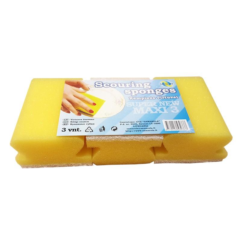 Puhastussvamm Samarela Super New Maxi