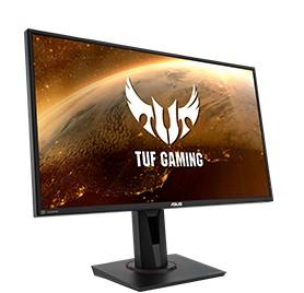 """Asus TUF Gaming VG279QM 27 """", IPS, FHD, 1920 x 1080 pixels, 16:9, 1 ms, 400 cd/m², Black, 1 x DP 1.2, 2 x HDMI 2.0"""
