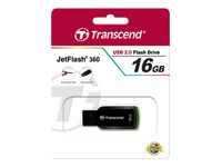 TRANSCEND 16GB JetFlash360 USB 2.0