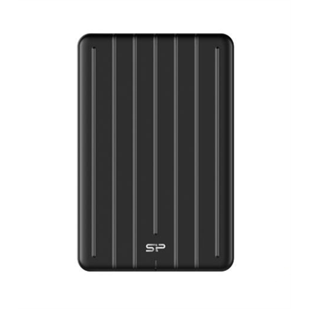 Silicon Power Portable SSD Bolt B75 Pro 256 GB, USB 3.2, Black