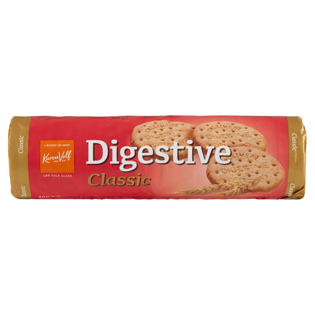 Küpsised KAREN VOLF Digestive 400 g
