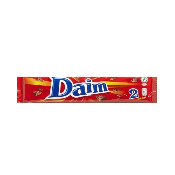 Šokolaad DAIM Double, 56 g