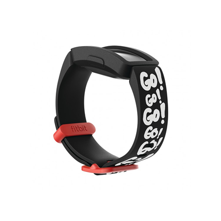 Fitbit  Ace 2 Go! Print Accessory Band, one size