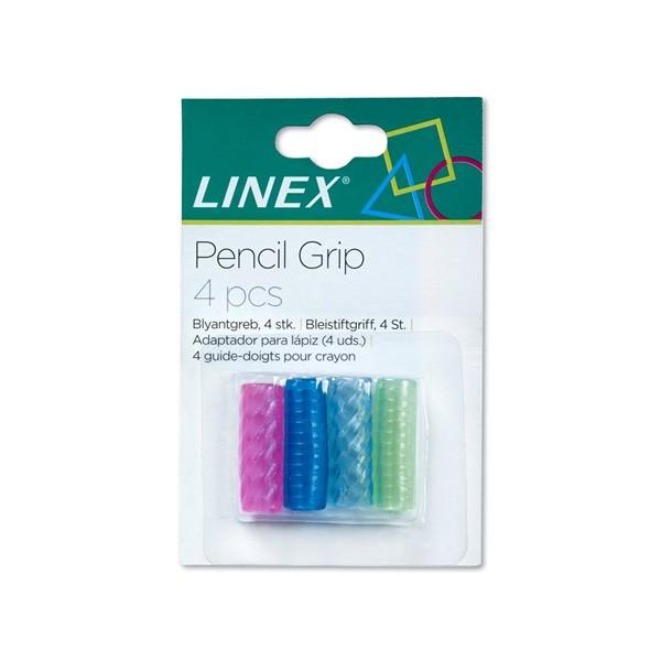 Sõrmetugi kummist LINEX KBM 200, 4 tk