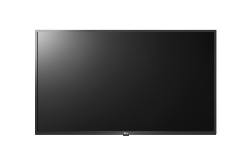 """LG 43UT640S0ZA infoekraan 109,2 cm (43"""") LED 4K Ultra HD Digital signage lameekraan Must"""