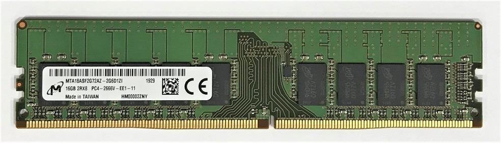 DELL AA335286 mälumoodul 16 GB 1 x 16 GB DDR4 2666 MHz
