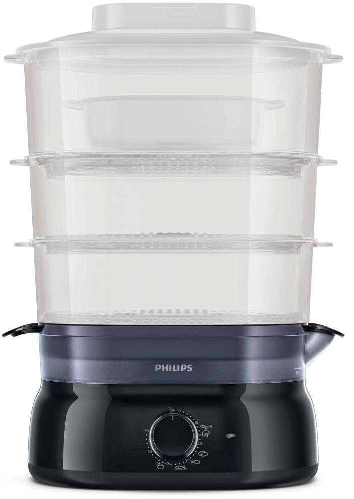 Philips Daily Collection 9 l ja 900 W käsitsi seatava taimeriga auruti