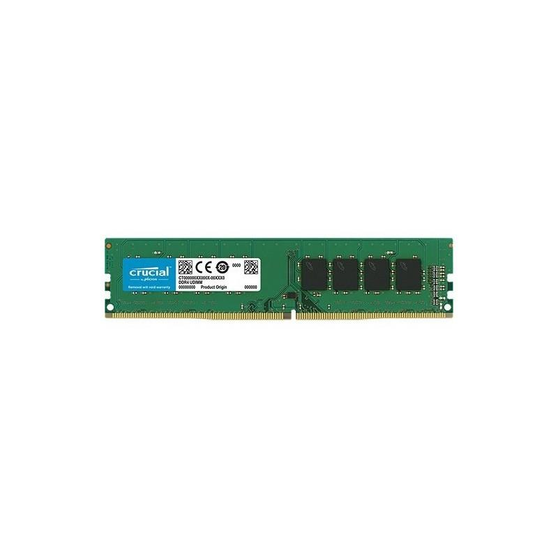 MEMORY DIMM 4GB PC21300 DDR4/CT4G4DFS8266 CRUCIAL
