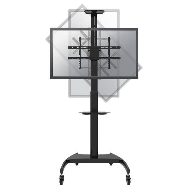 """Newstar PLASMA-M1900E infoekraani kinnitus 177,8 cm (70"""") Must"""