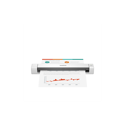Brother DS-640 Sheet-fed, Portable Document Scanner