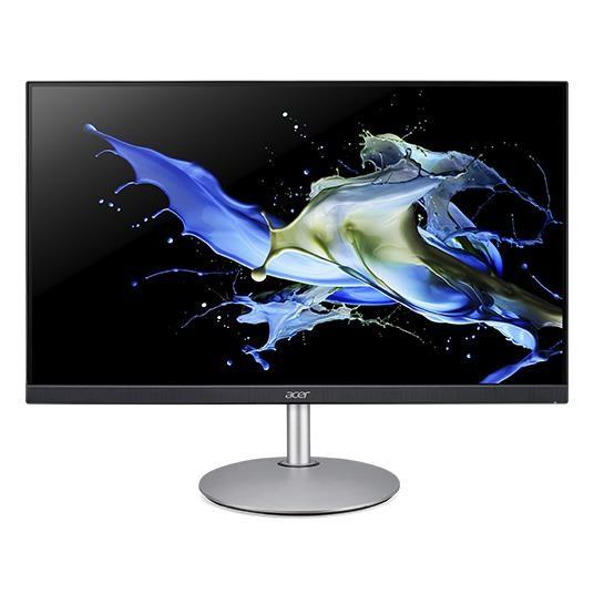 """Acer CB2 CB272Asmipr 68,6 cm (27"""") 1920 x 1080 pikslit Full HD LED Must, Hõbe"""