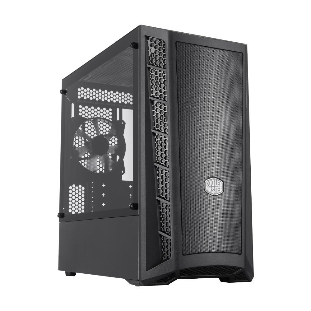 Case|COOLER MASTER|MasterBox MB311L|MiniTower|Not included|MicroATX|MiniITX|Colour Black|MCB-B311L-KGNN-S00
