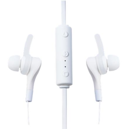 Logilink Headset BT0040W Bluetooth, White,
