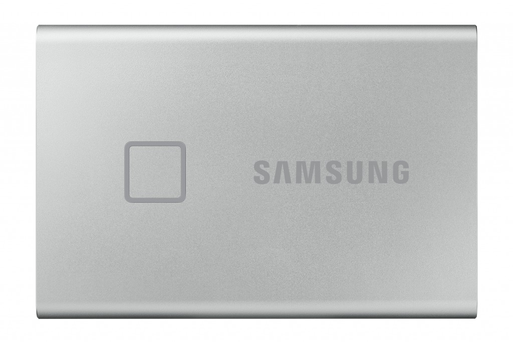 Samsung T7 Touch 1000 GB Hõbe
