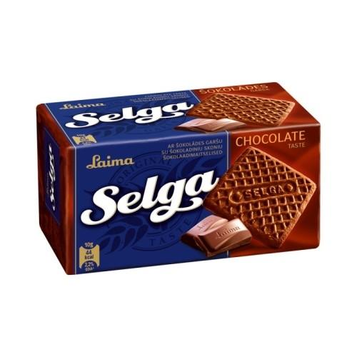 Küpsised SELGA Šokolaadimaitselised, 180g