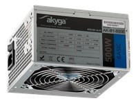 AKY AK-B1-500E Akyga Basic ATX Power