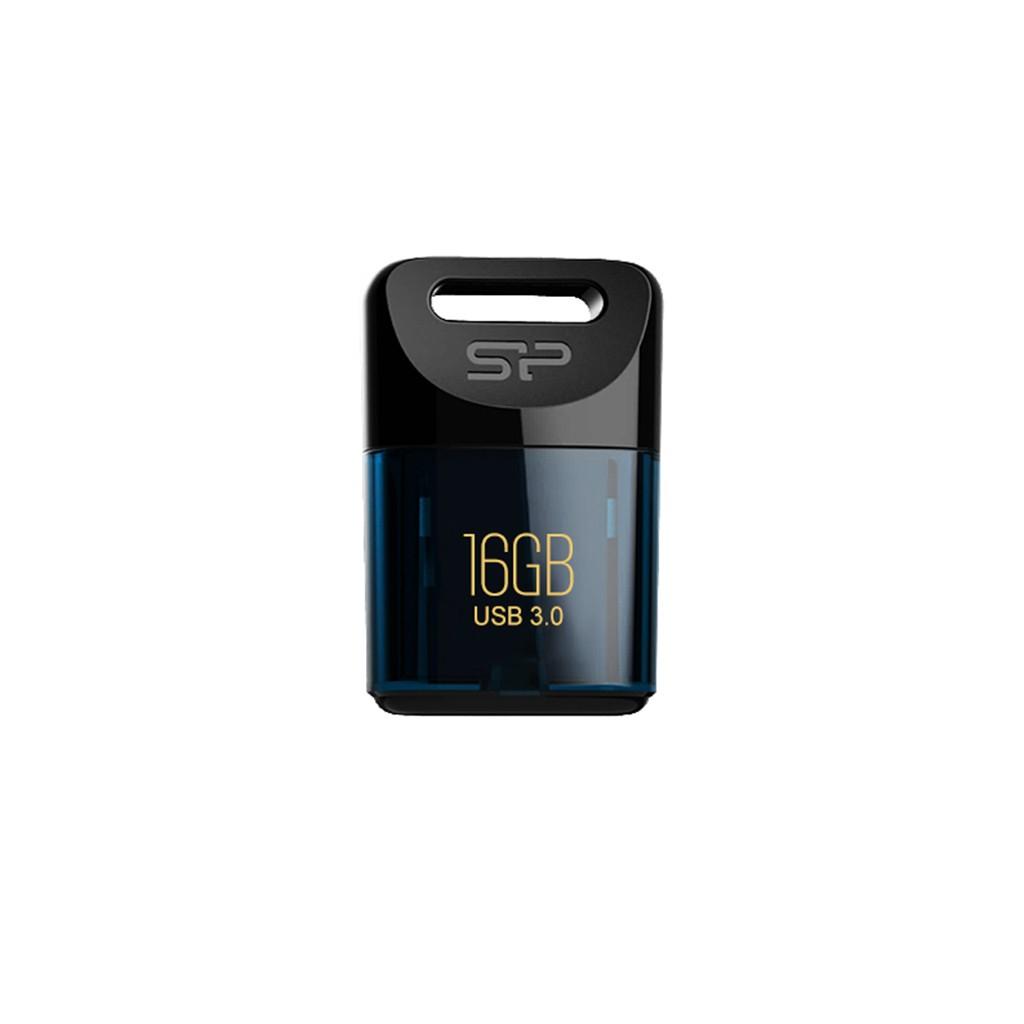 Silicon Power Jewel J06 USB-välkmälu 16 GB USB tüüp A 3.2 Gen 1 (3.1 Gen 1) Sinine