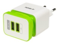IBOX CHARGER C-33 USB 2 USB ports
