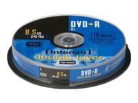 INTENSO 4311142 DVD+R DL DoubleLayer Int