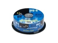 INTENSO 4311144 DVD+R DL DoubleLayer Int