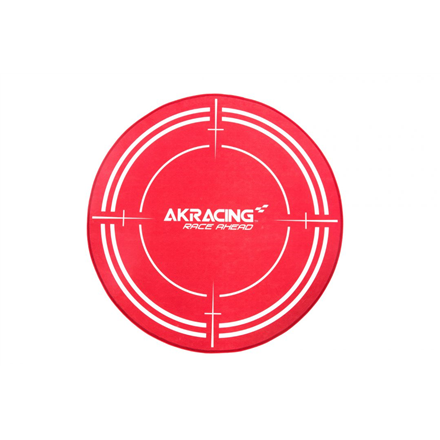 AKracing Floormat - Red