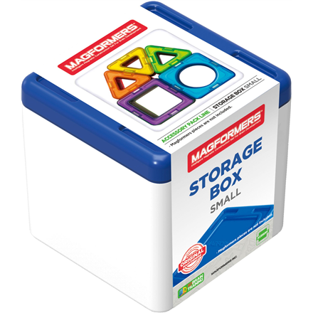 Magformers Basic 40 Set (Storage Box Package)