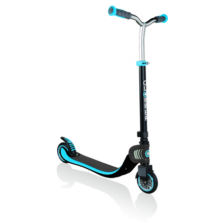 GLOBBER scooter Flow 125 Foldable, black-blue, 473-101