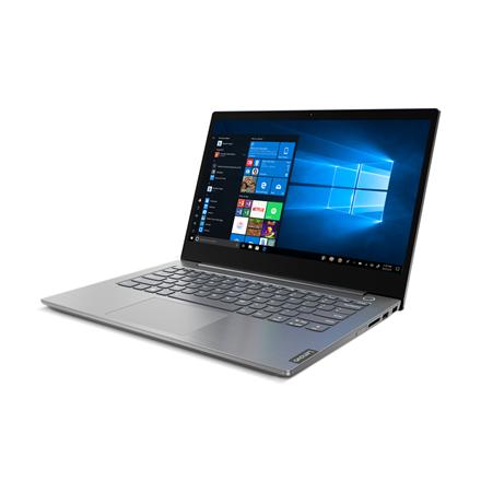 "Lenovo ThinkBook 14 IIL Mineral Grey, 14 "", TN, Full HD, 1920 x 1080, Matt, Intel Core i5, i5-1035G1, 8 GB, SSD 256 GB, Intel UHD, No Optical drive, DOS, 802.11ax, Bluetooth version 5.0, Keyboard language Nordic, Keyboard backlit, Warranty 12 month(s)"