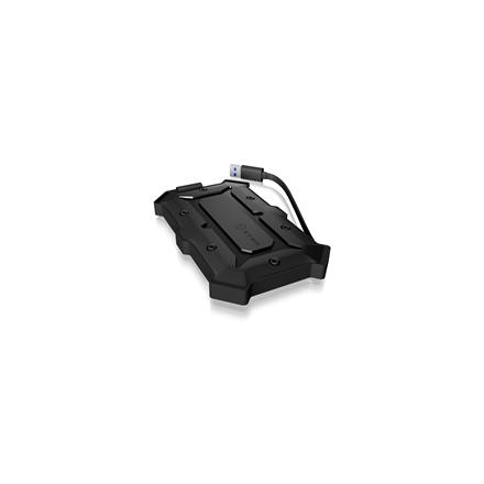 "Raidsonic ICY BOX IB-276U3 External waterproof enclosure for 2.5"" SATA HDD/SSD"